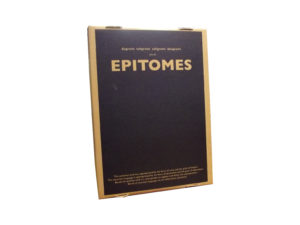 epitomes book