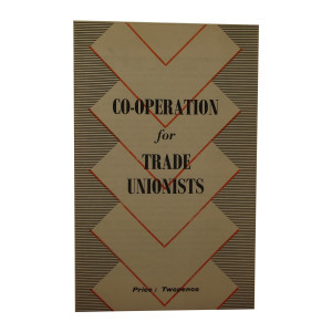 Co-operation for trade unionists pamphlet