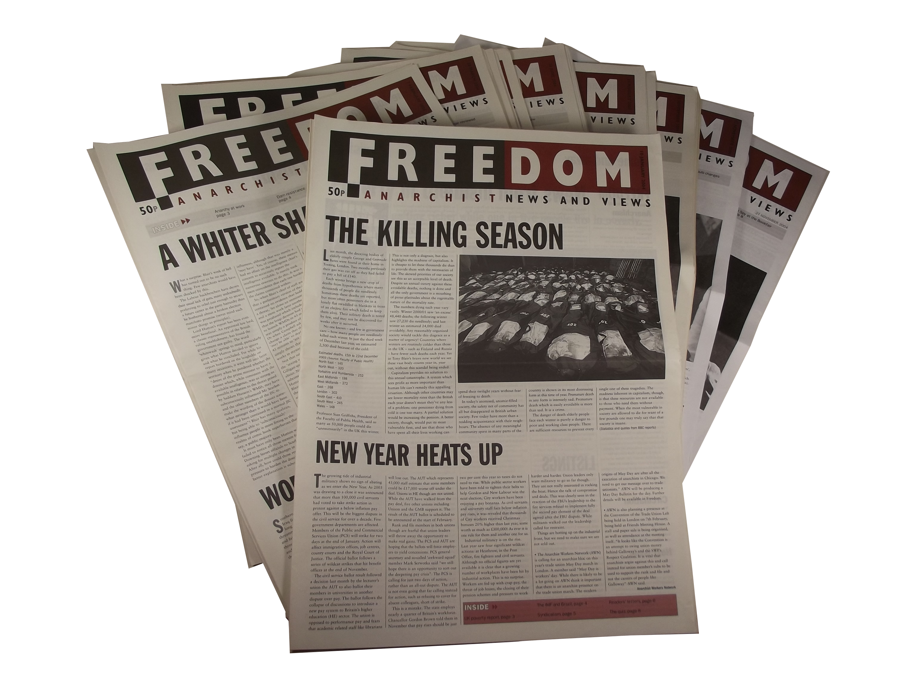 freedom newspaper