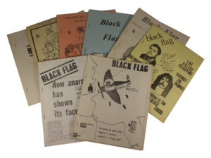 Black Flag - Bulletin of the Anarchist Black Cross