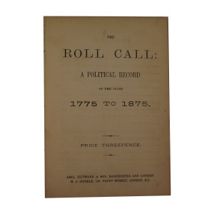 The Roll Call: A Political Record