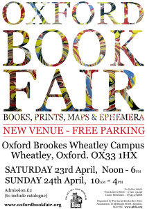 Oxford Book Fair