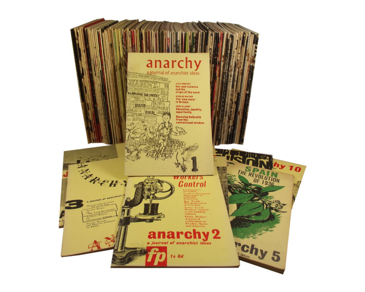 Anarchy first series complete