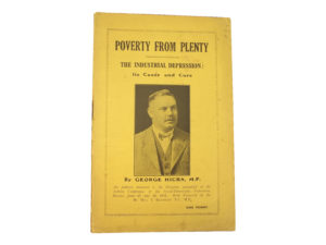 Poverty From Plenty