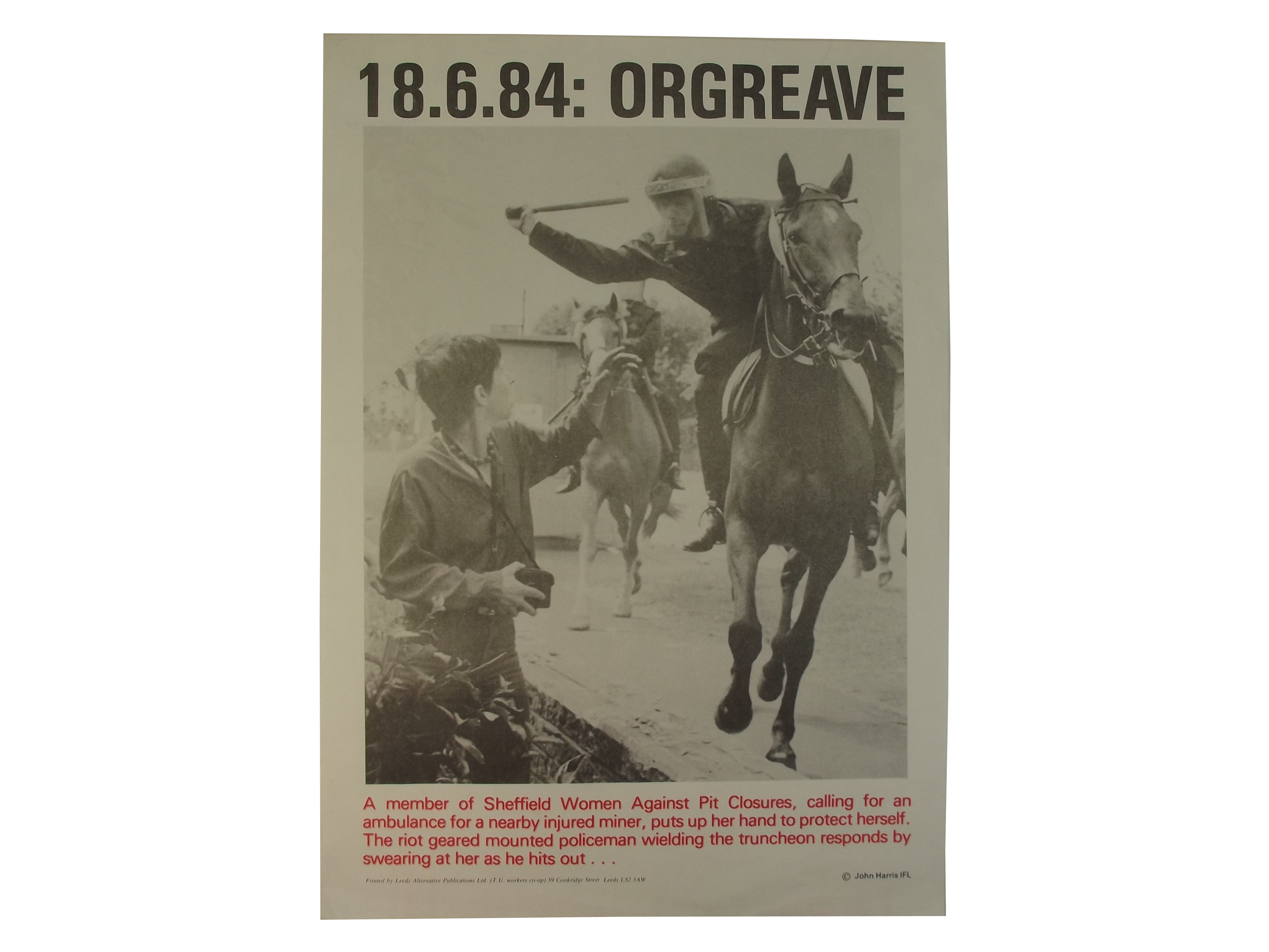 18.6.84: Orgreave