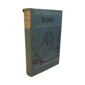 Character of Hamlet and Other Essays