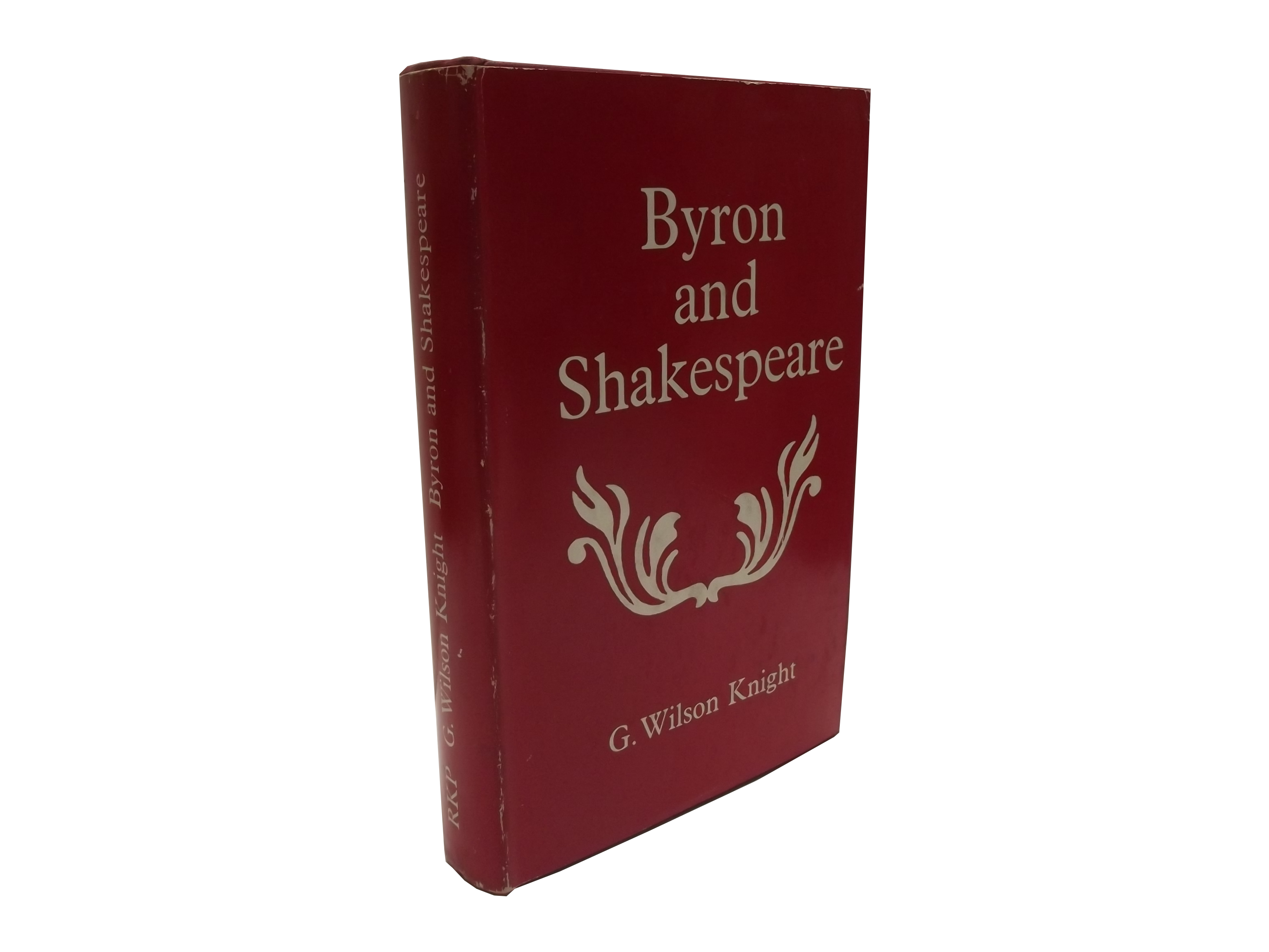 Byron and Shakespeare