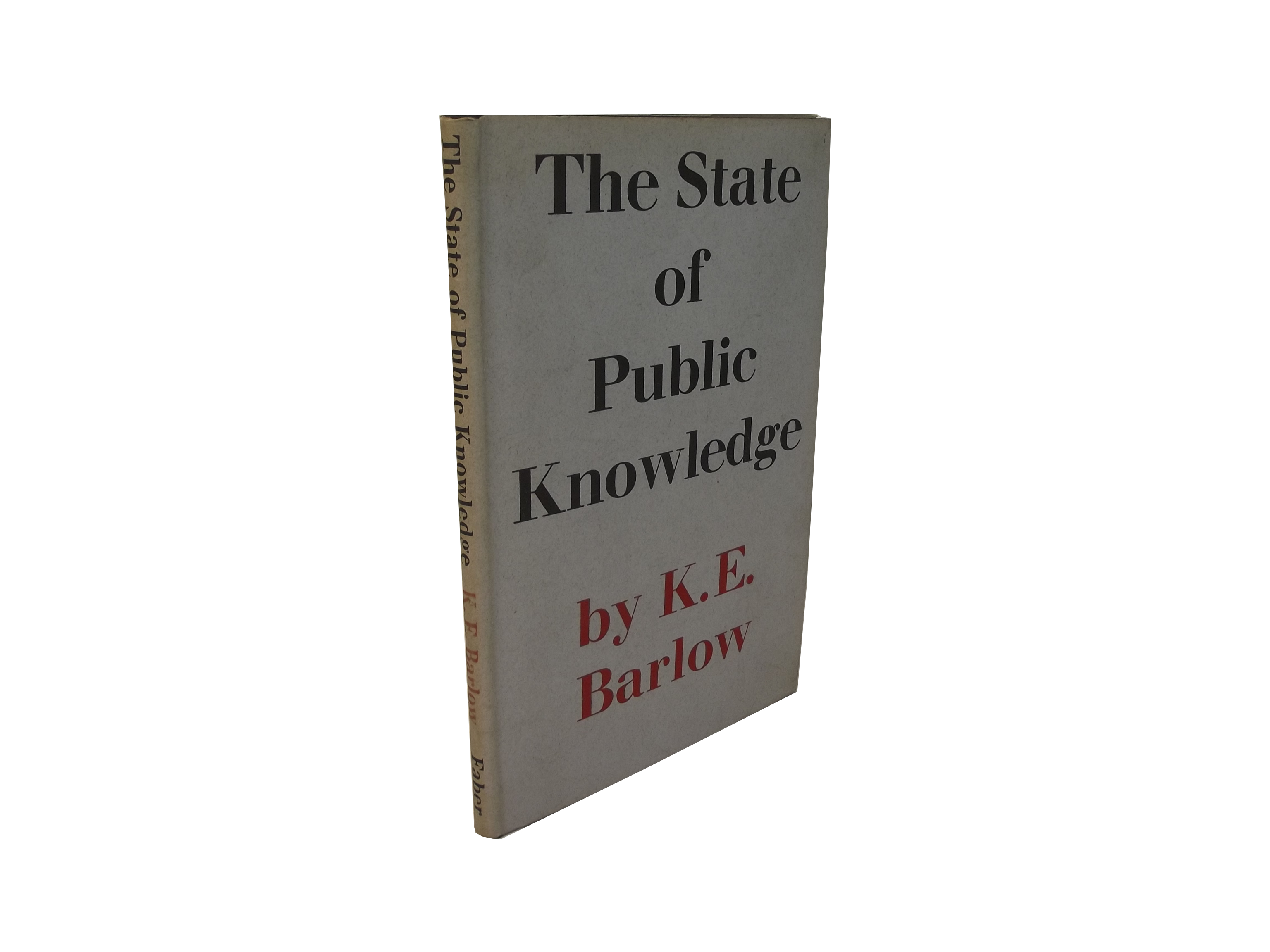 State of Public Knowledge