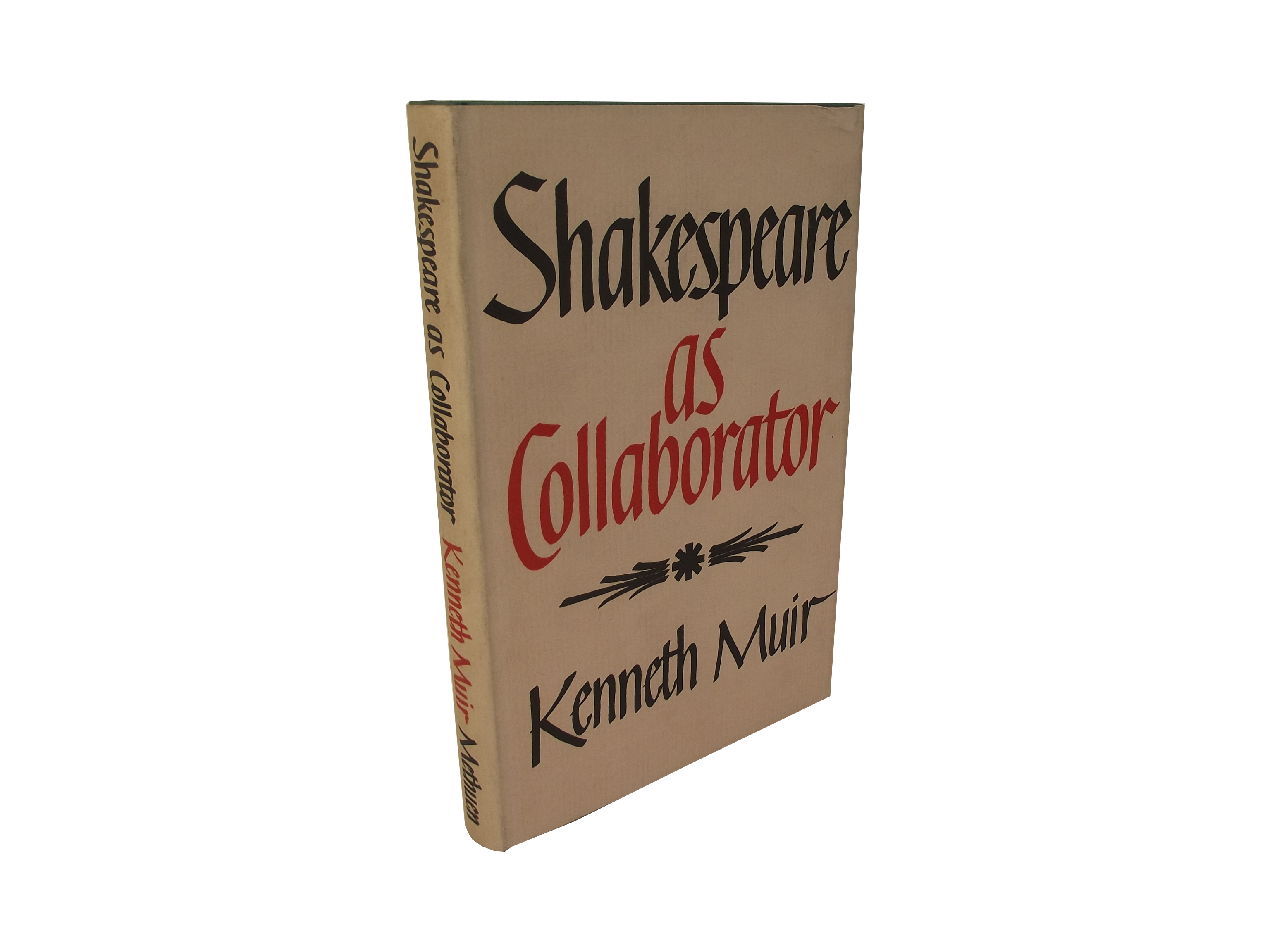 Shakespeare as Collaborator