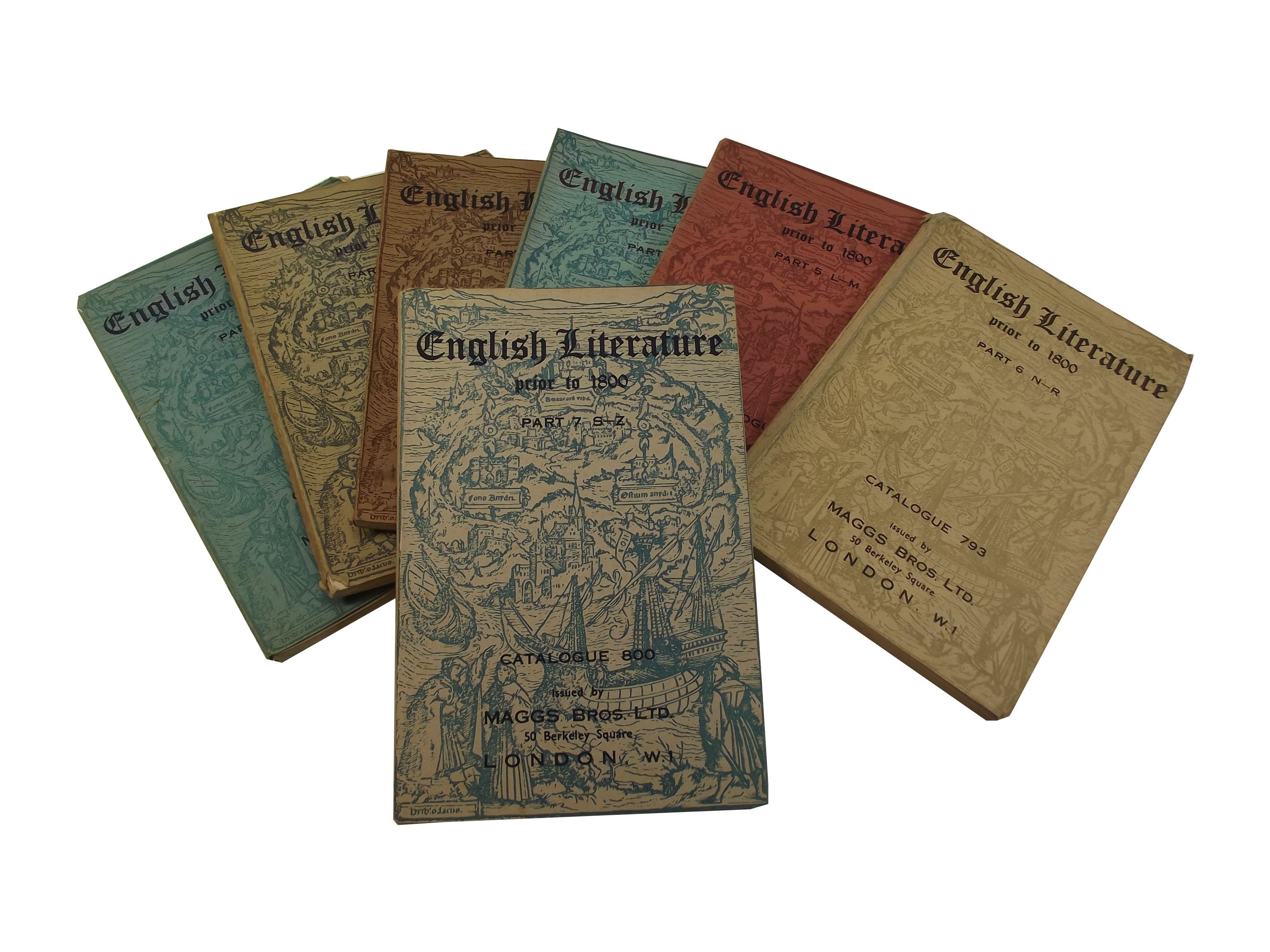 Maggs catalogues