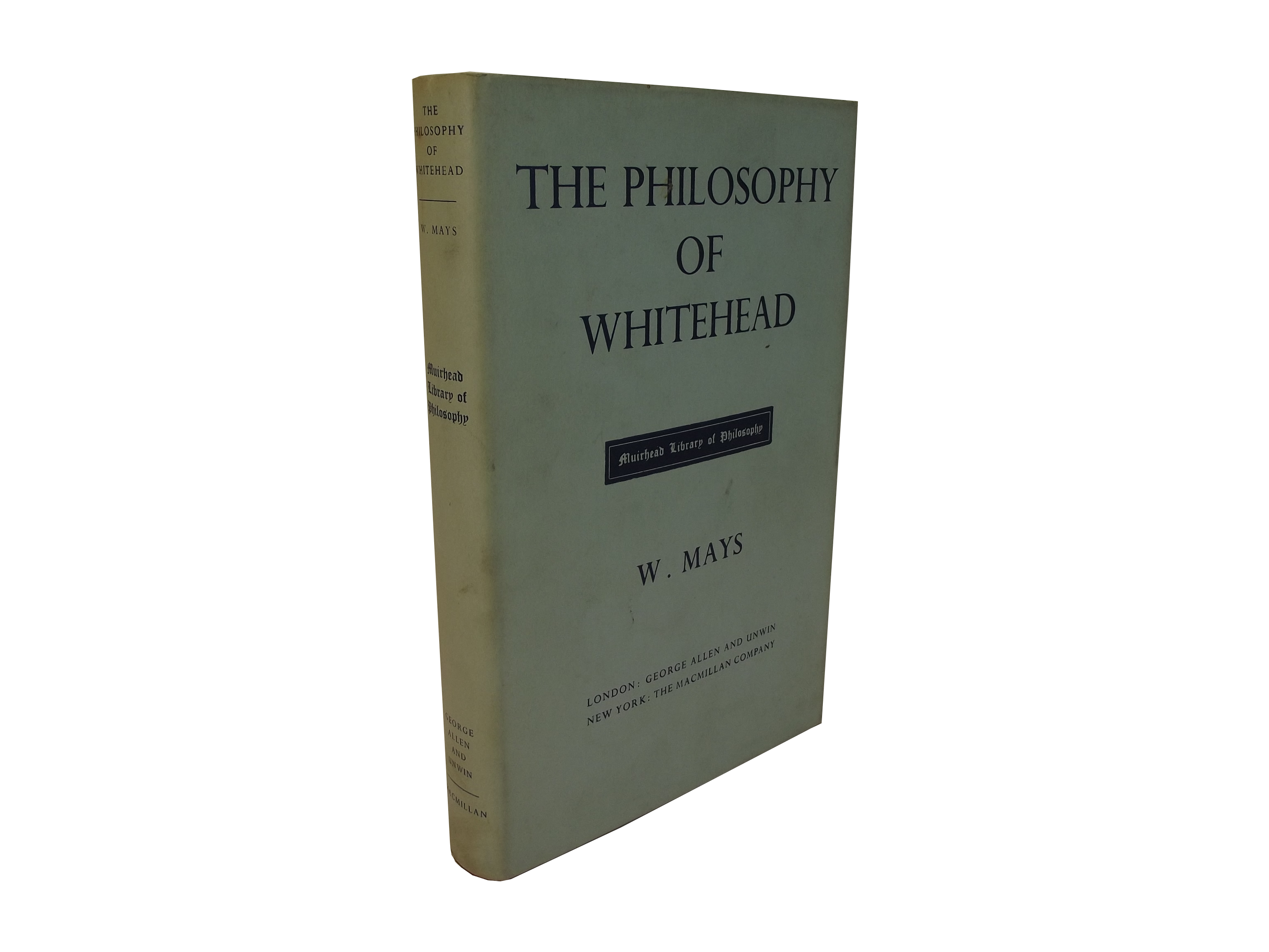 Philosophy of Whitehead