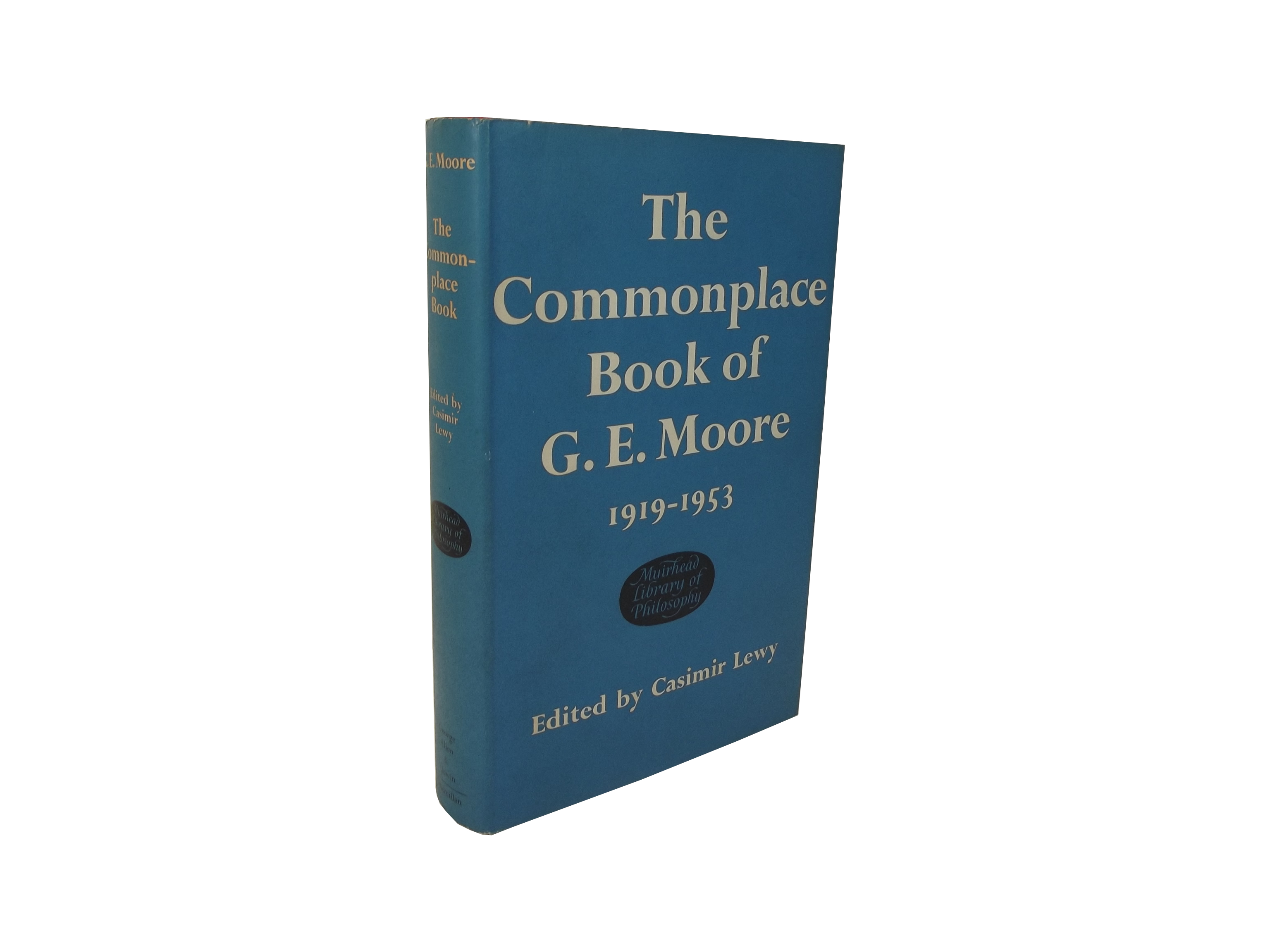 Commonplace Book 1919-1953