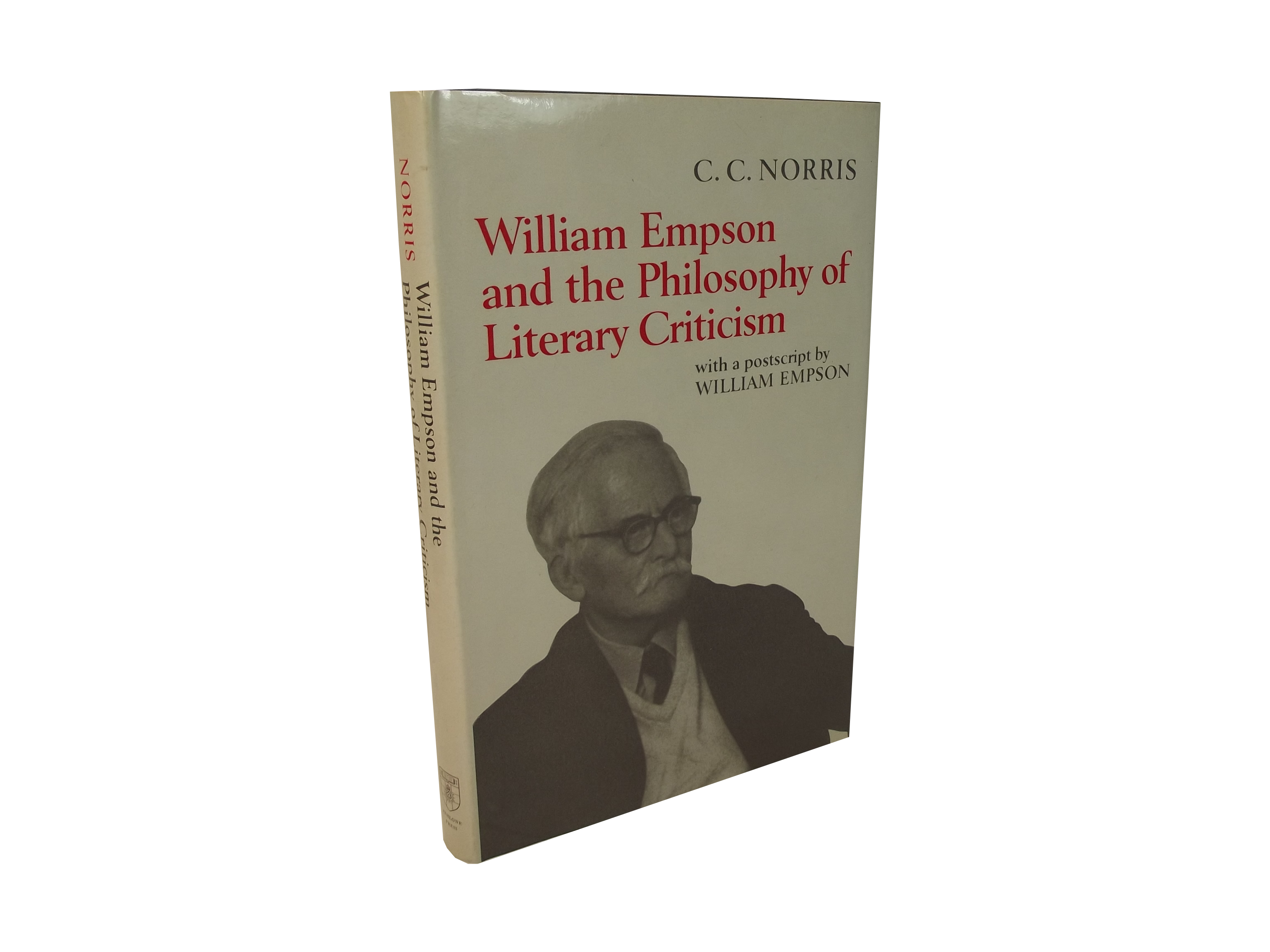 William Empson and the Philosophy of Literary Criticism