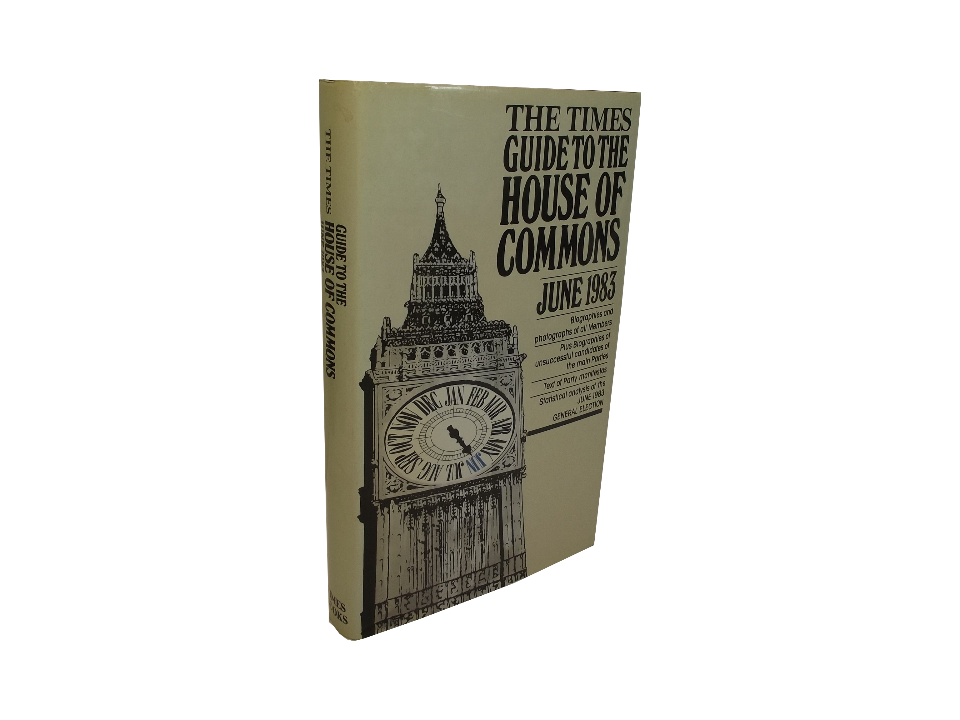 Times House of Commons 1983
