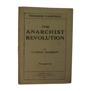 Anarchist Revolution