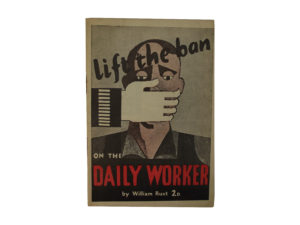 Lift BanDaily Worker
