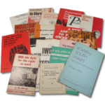 Workers' Control pamphlets