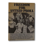 Freedom for Astrid Proll