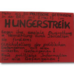 Hunger Strikes in Germany